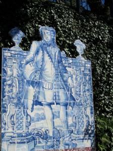 Blue history
